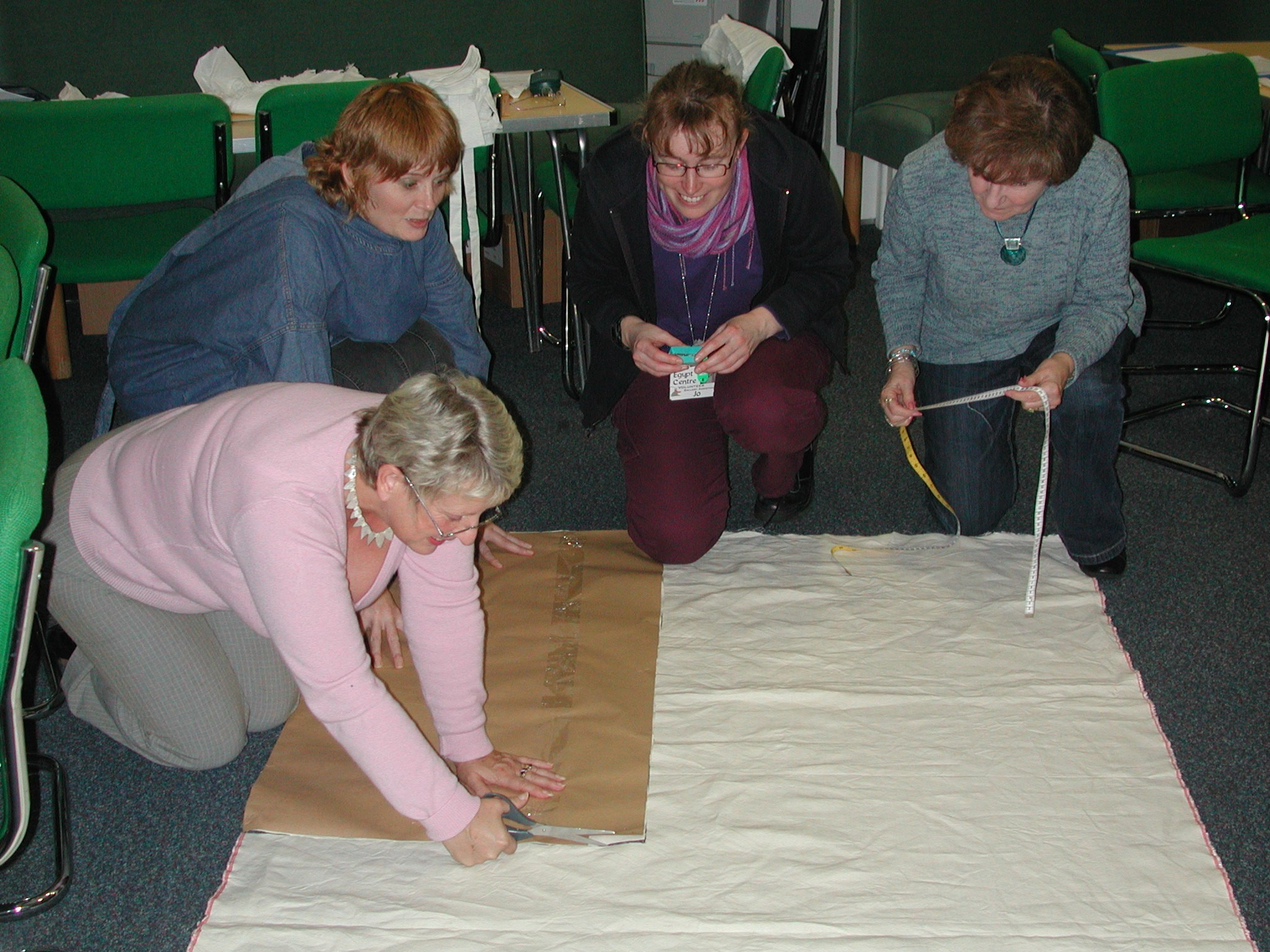 textile study group