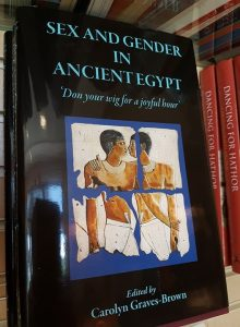 'Sex and Gender in Ancient Egypt' books by C Graves-Brown