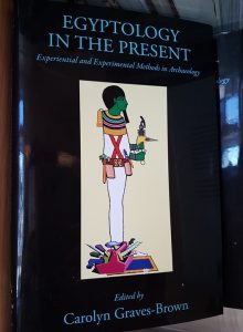 'Egyptology in the Present' book by C Graves-Brown