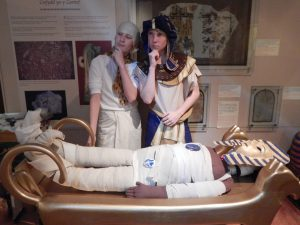 Egypt Centre Mummification for Social Story